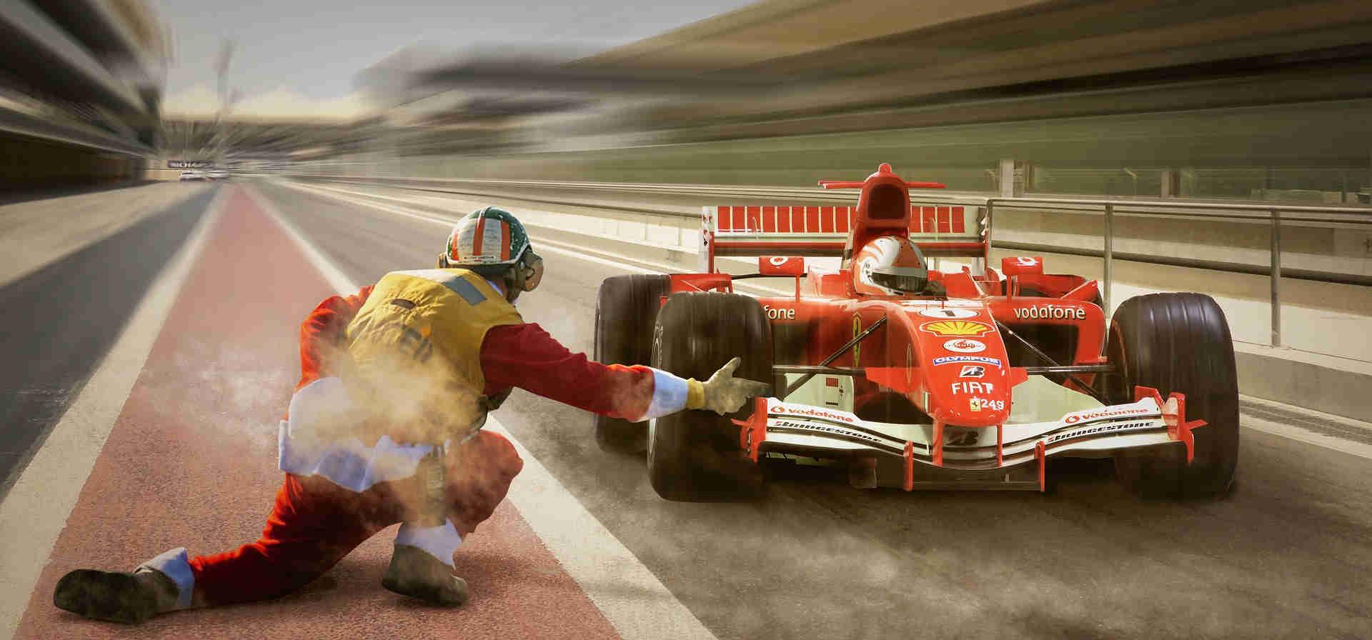 Fórmula 1 e monitoramento de TI: lições para levar sua TI ao pódio