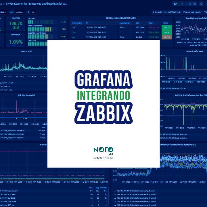 grafana zabbix