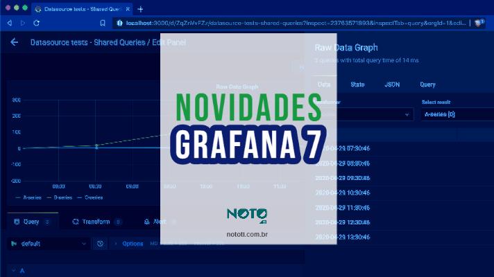 Grafana 7.0: melhorias e novos recursos poderosos; veja detalhes