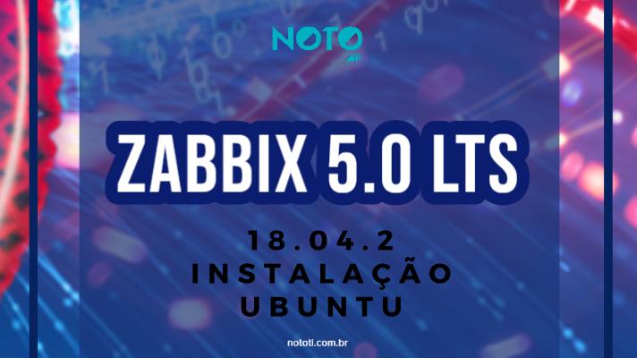 instalação zabbix 5.0 lts